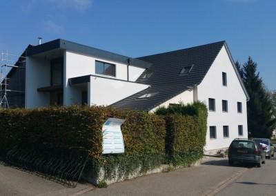 Isolation Thermique Extérieure en rénovation à Hagenthal le Haut (68)