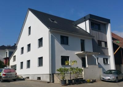 façade blanche Mulhouse Belfort