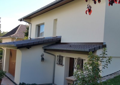 Isolation Thermique Extérieure en rénovation à Sermamagny (90)