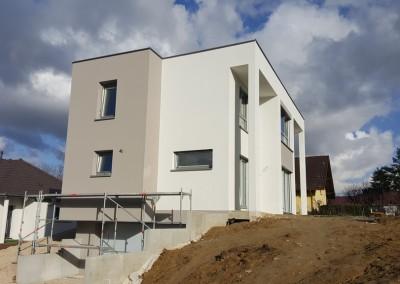 Isolation Thermique Extérieure maison neuve à Landser (68)