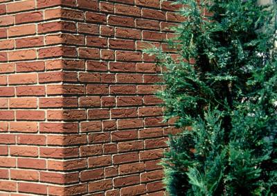 façade briquettes de parement
