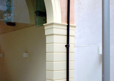 éléments décoratifs façade StoDeco