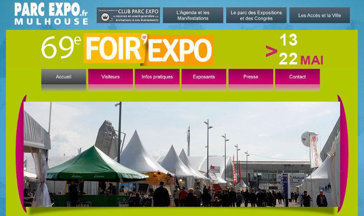 Mulhouse foire expo 2016 : venez sur le stand ISONERGY 68